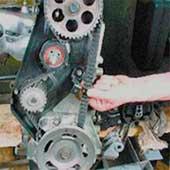 Как снять и заменить ремень ГРМ на ВАЗ 2108, 2109, 21099