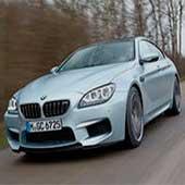 Тест-драйв BMW M6