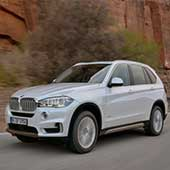 Тест-драйв BMW X5( F15)