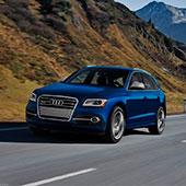 Тест-драйв Audi SQ5 2014