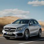 Тест-драйв Mercedes-Benz GLA 45 AMG 4MATIC Edition One
