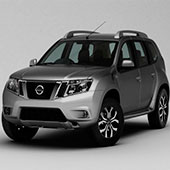Тест-драйв Nissan Terrano 2014