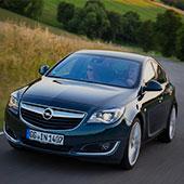 Тест-драйв Opel Insignia 2014