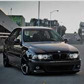 Тест-драйв BMW 523i (e39)