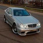 Тест-драйв Mercedes-Benz CLK 320