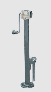 Механический вертикальный домкрат
