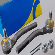 Снятие и замена рулевого наконечника и рулевой тяги на ВАЗ 2108, 2109, 21099