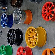 Безупречная покраска литых и штампованных дисков своими руками (фото+видео)