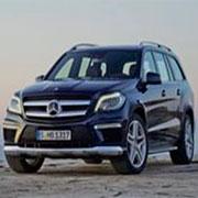 Тест-драйв Mercedes-Benz GL 350 CDI