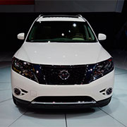 Тест-драйв Nissan Pathfinder 2015