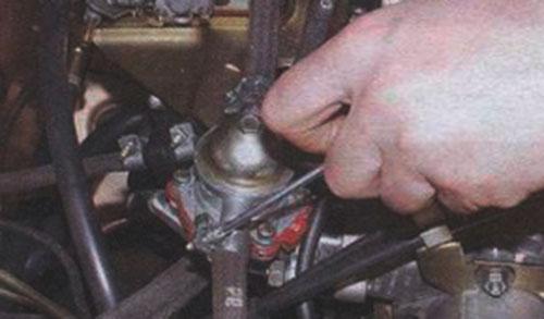 Признаки неисправности бензонасоса ваз 2110 инжектор
