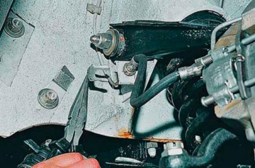 Замена тормозных шлангов на ваз 2107