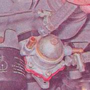 Снятие и замена бензонасоса на ВАЗ 2101, 2102, 2103, 2104, 2105, 2106, 2107