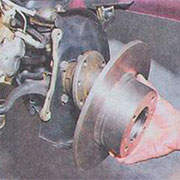 Снятие и замена тормозных дисков на ВАЗ 2101, 2102, 2103, 2104, 2105, 2106, 2107