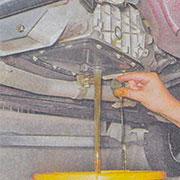 Замена масла в коробке передач на ВАЗ 2101, 2102, 2103, 2104, 2105, 2106, 2107