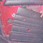 Как снять обшивку передней двери на ВАЗ 2101, 2102, 2103, 2104, 2105, 2106, 2107