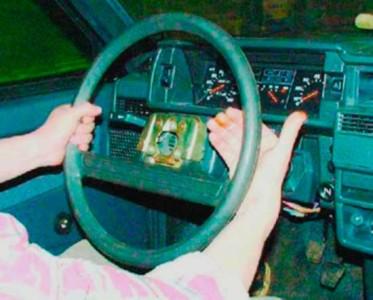 Снимаем руль на ВАЗ 2108, 2109, 21099