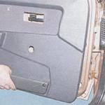 Как снять и установить обшивку двери на ВАЗ 2108, 2109, 21099