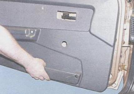 Снимаем обшивку двери на ВАЗ 2108, 2109, 21099