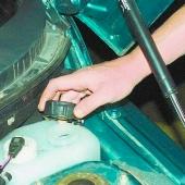 Замена охлаждающей жидкости на ВАЗ 2110, 2111, 2112
