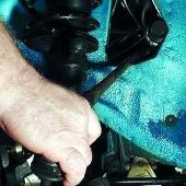 Снятие и замена рулевой тяги на ВАЗ 2110, 2111, 2112