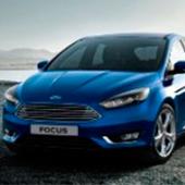 Tест-драйв Ford Focus 2016