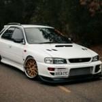 Тест-драйв Subaru WRX GF8