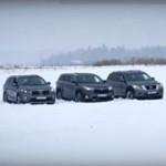 Тест-драйв Toyota Highlander, Kia Sorento Prime, Nissan Pathfinder