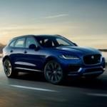 Тест-драйв Jaguar F-pace
