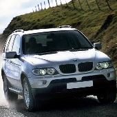 Тест-драйв BMW X5 (e53)