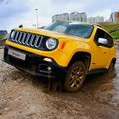 Тест-драйв Jeep Renegade