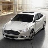 Тест-драйв Ford Mondeo 2016