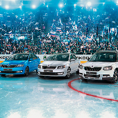 Skoda Octavia Hockey Edition