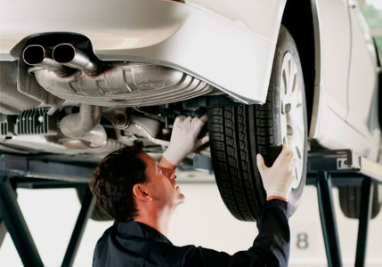 Проверка технической части автомобиля