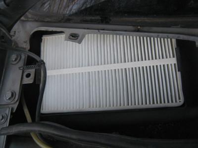 Салонный фильтр на лада калина